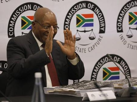 'We want the law to take its course', says Ahmed Kathrada Foundation after Zuma walkout