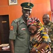 Fallen Hero: More Pictures Of The Commanding Officer Killed By Boko Haram, Buried Yesterday