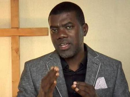 Reno Omokri says his life is being threatened for initiating the harass Buhari out of London protest