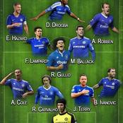 The Best Of The Best - Chelsea All-Time XI