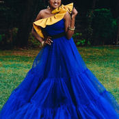 Most Gorgeous Photos of Amina Abdi of The Trend