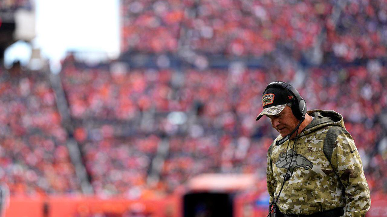 Broncos drop 3 spots in NFL power rankings