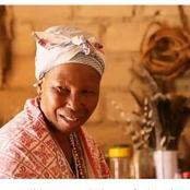 Mokgadi from Venda has 3 spirits that guide her.