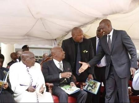 VIDEO: Gideon Accuses Ruto Of Using Government Funded Projects To Campaign For Himself