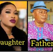 PHOTOS: Meet The Fathers Of Mercy Johnson And 4 Other Nigerian Actresses