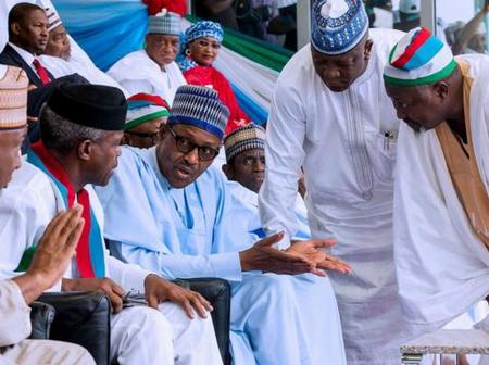 What Confers On President Buhari The Power To Determine Who Succeeds Him In Office As President?