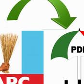 Another Top Politician Defects From APC To PDP