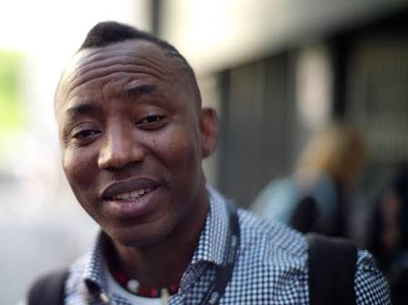 Sowore Tells Nigerians in The UK To Occupy Hospital Where Buhari Plans To Have His Medical Checkup