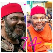 As legend Pete Edochie turns 74 today, see his pictures with family, destiny Etiko, Regina Daniels.