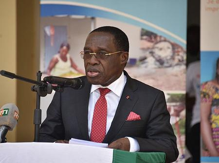 Conseil économique et social : Dr. Aka Aouélé succède à Charles Koffi Diby