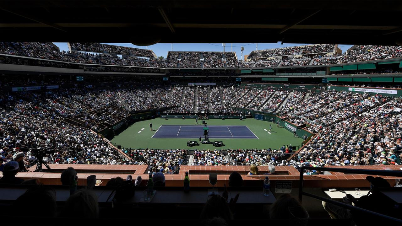 Indian Wells Tennis Tournament Postponed Due To Pandemic