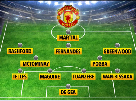Opinion: If Solksjaer doesn't use these formations today, I would never support Man United again.