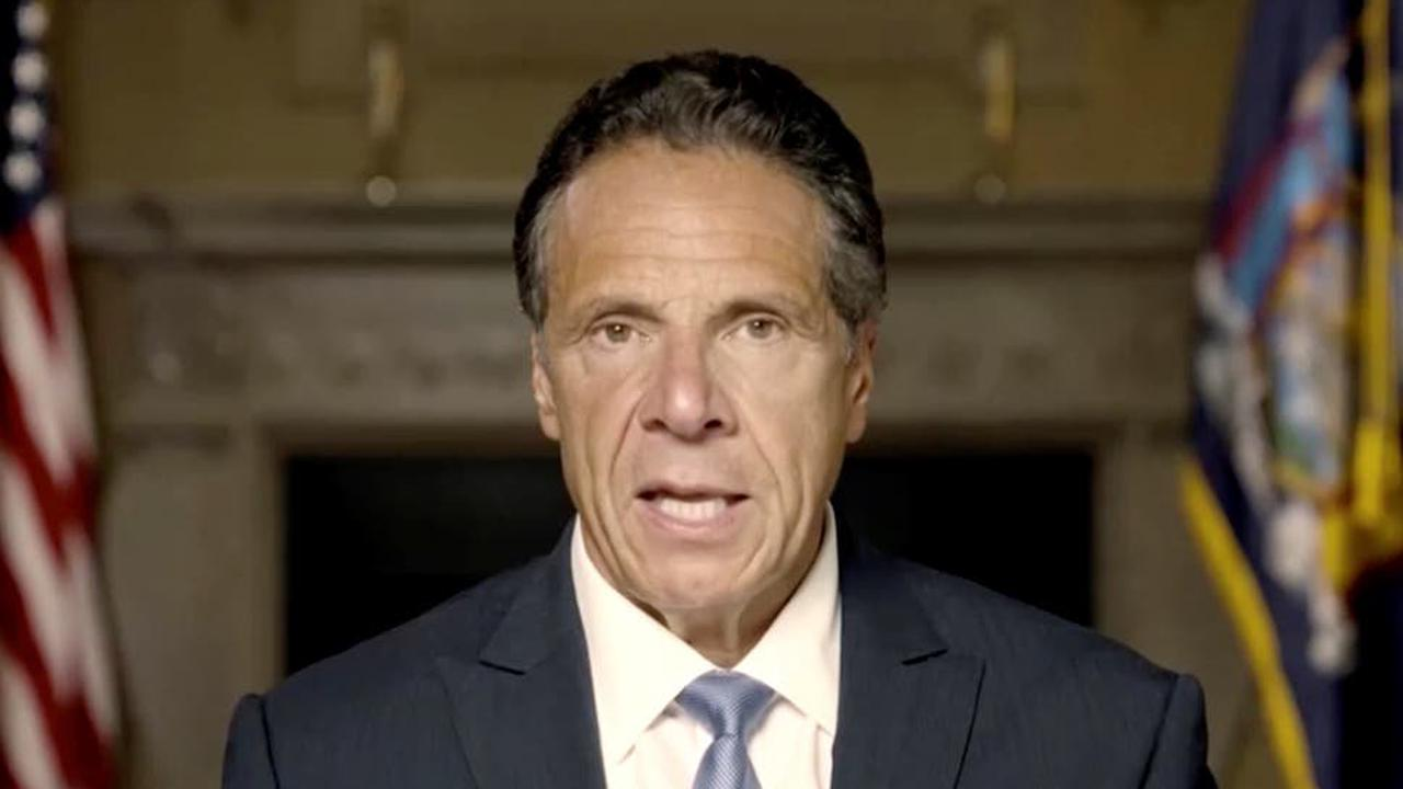 Joe Biden says Andrew Cuomo should resign after report found he sexually harassed 11 women