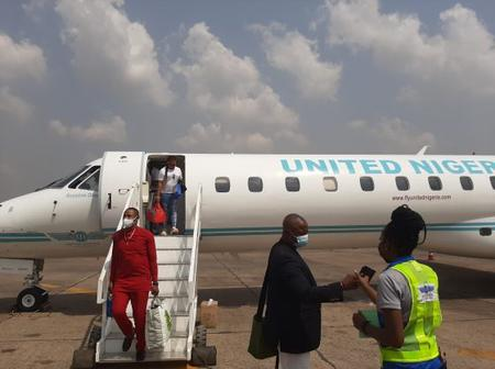 News: The United Nigeria Airline commences operation in Owerri today