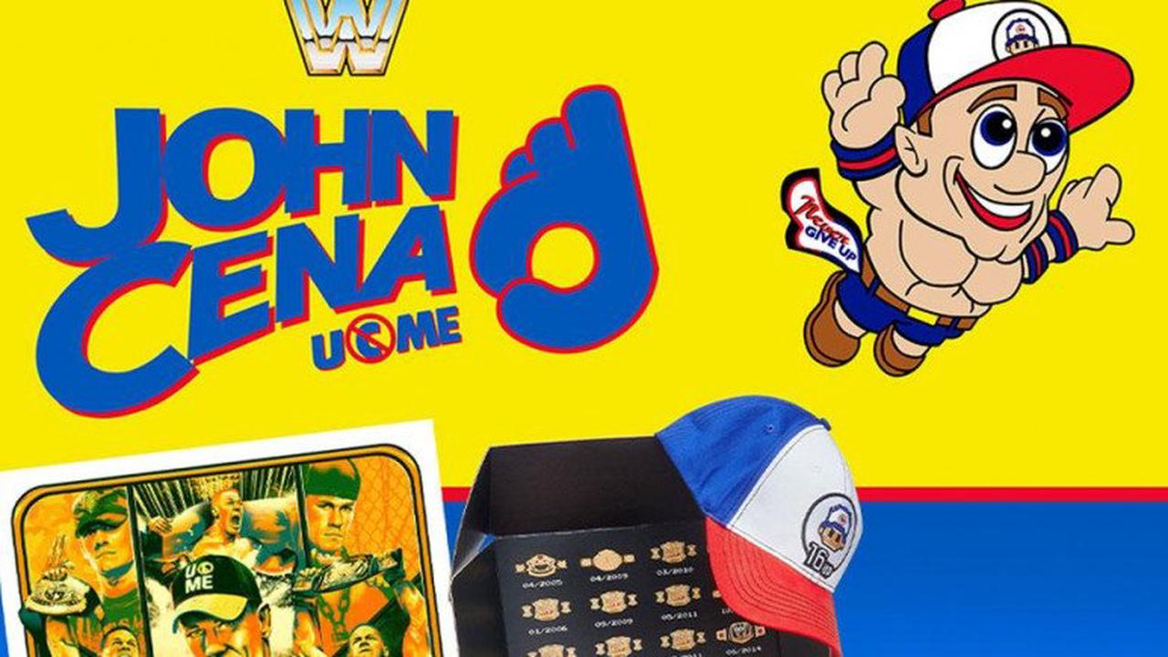 John Cena: We Sold 37 Limited Edition NFT Kits, It Was A Catastrophic  Failure - Opera News