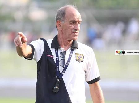 Is Accra Hearts Of Oak On The Verge Of Signing Coach Milovan Cirkovic?
