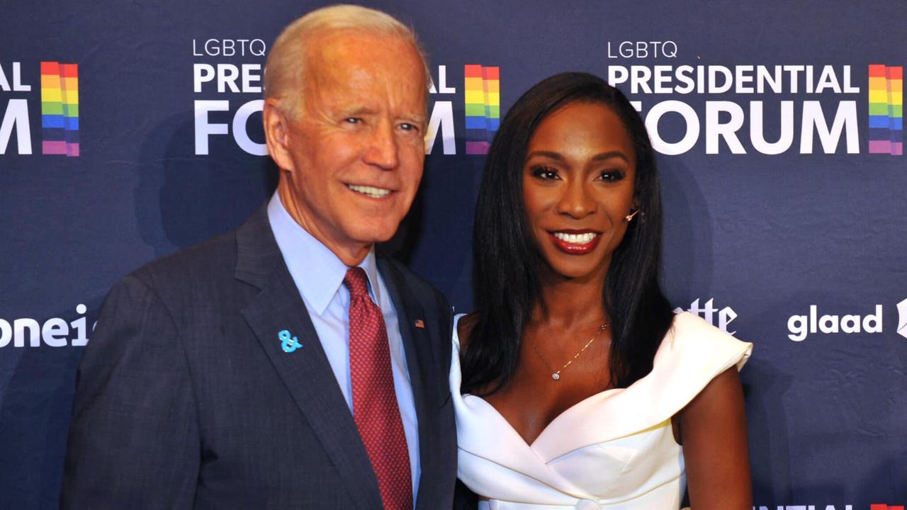 Pose star Angelica Ross gives blistering critique of Joe Biden's presidency