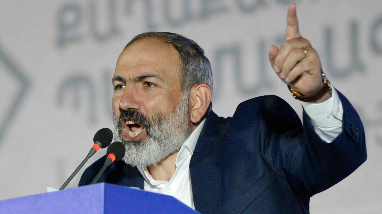 Arménie : Nikol Pachinian en tête des législatives anticipées