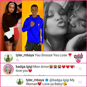 Tumeona Wengi! Kenyans React To Former Machachari Actor Bahati snuggling Up With Girlfriend