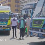 Grass to grace: inspiring story of former tout who now owns a fleet of buses in the City.
