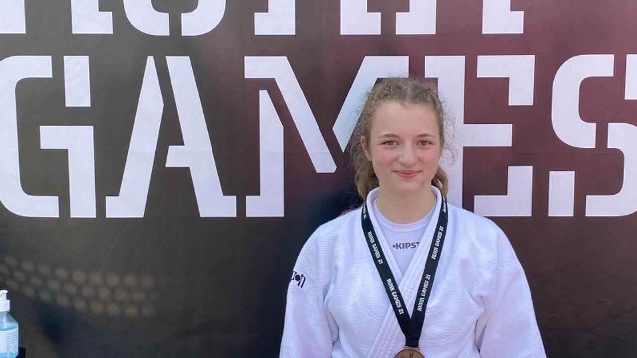 Bronze für Svea Teßmer bei Ruhr Games