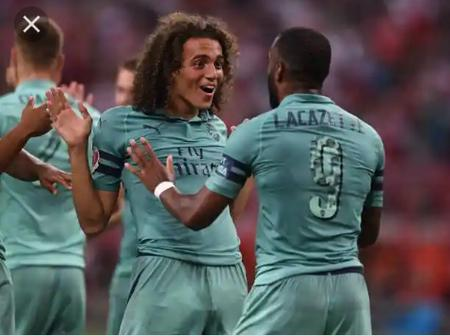 France Star 'Set To Leave Arsenal on Deadline Day'
