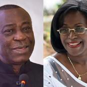 Akufo-Addo appoints Akoto Osei, Oboshie Sai Cofie to advisory positions