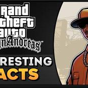 Did You Play the Video Game GTA San Andreas? Check out Interesting Facts You May Not Know