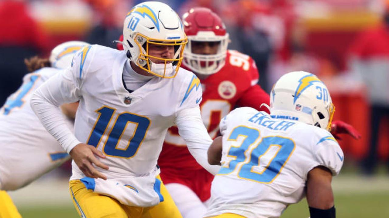Kansas City Chiefs vs Los Angeles Chargers NFL Picks, Odds, Predictions 1/3/21