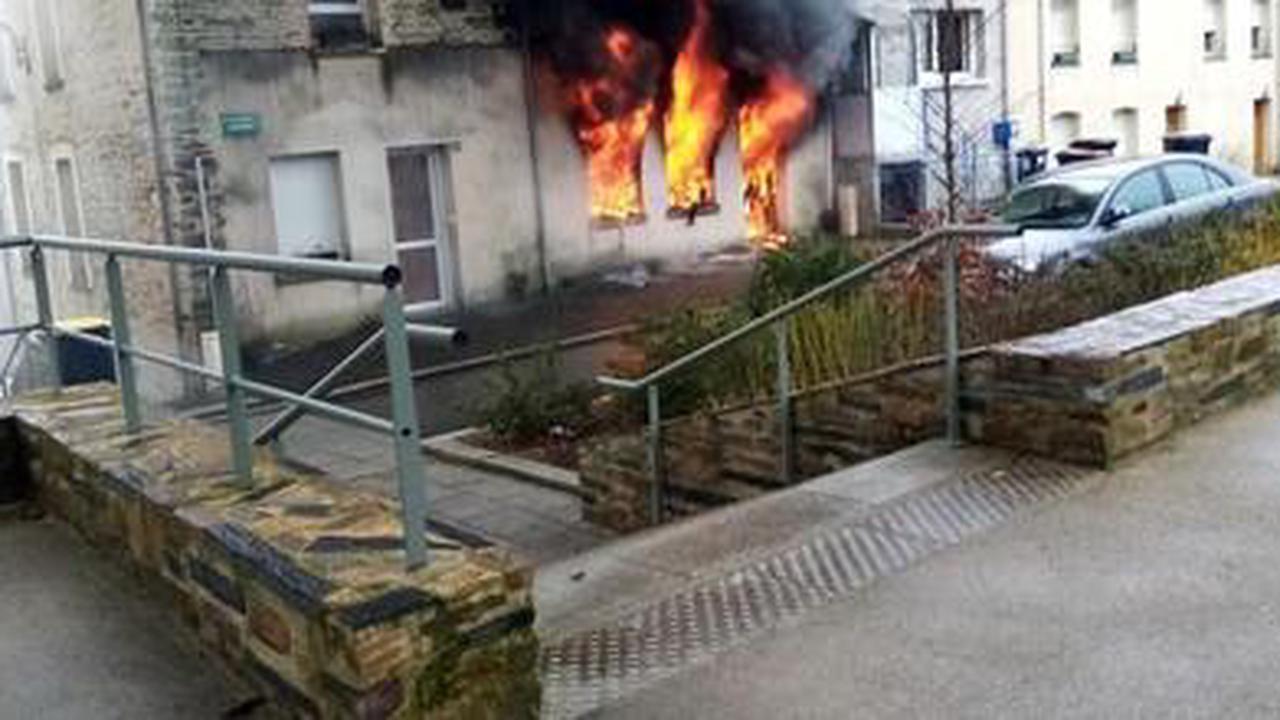 Ille-et-Vilaine. Un logement détruit par les flammes entre Rennes et Redon
