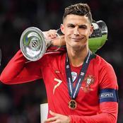 Check Out These 10 Rare Pictures Of Cristiano Ronaldo (Photos)
