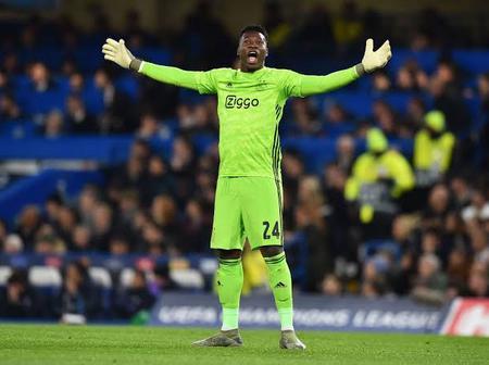 Top African Goalkeepers in Europe, Including Chelsea new goalkeeper