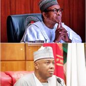 Hours After Buhari gave the reason why Military can't attack Bandits, See what Bukola Saraki Told FG