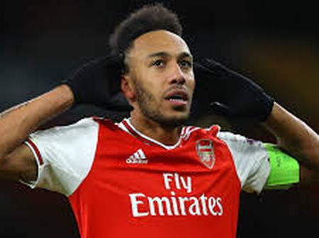 Aubameyang's New 3-Year Arsenal Contract To Be Signed 'Imminently'