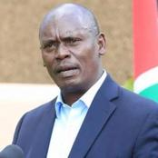 Kabogo Gives a No Show At a Highly Anticipated Tv Interview With Close Ruto Allies