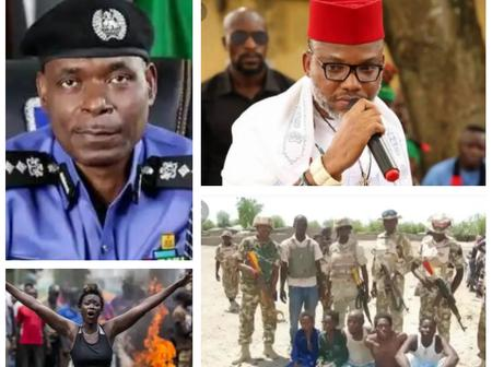 Today's Headlines:IGP Sends Strong Message To IPOB, Boko Haram Terrorist Killed By Nigerian Soldiers