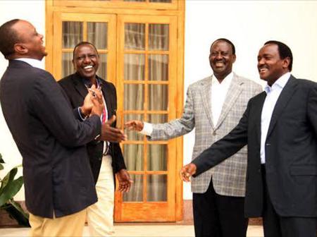 BBI Co-Chair Dennis Waweru Issues Fresh Details About President Uhuru's 2022 Succession in Mt Kenya