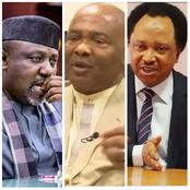 Today's Headlines: More Troubles For Rochas Okorocha In Imo, Shehu Sani Begs Niger Delta Militants