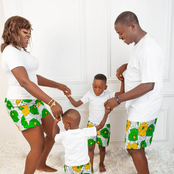 Nollywood actress who is a mother of two boys celebrates birthday with beautiful photos