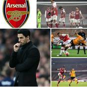 Opinion: Arsenal Won't Stop Losing Unless Mikel Arteta Drops These 3 Players To The Bench