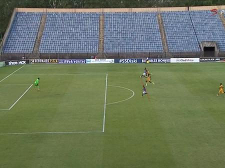 Maritzburg United Scored With Offside / Opinion