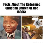 As Today Marks The Birthday Of Pastor E. An Adeboye, See The Real Founder Of RCCG And Other Facts.