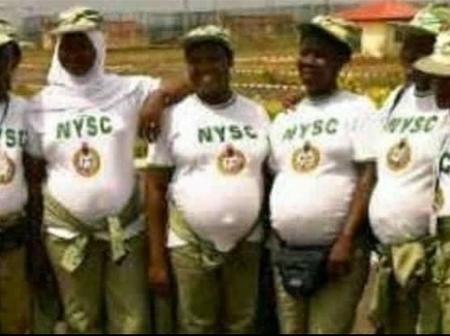 96 pregnant ladies, nursing moms pardoned from Ogun NYSC camp