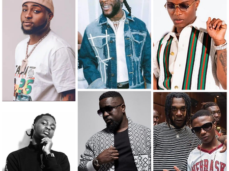 UPDATE: Top 10 Hottest And Trending Songs In Africa Currently (Photos)