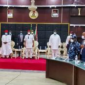 South-East Governors set up joint security outfit, check it out