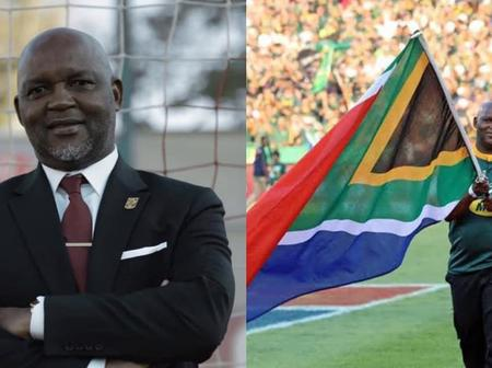 CONFIRMED: Pitso Mosimane Recommended as Bafana-Bafana Head Coach by SAFA