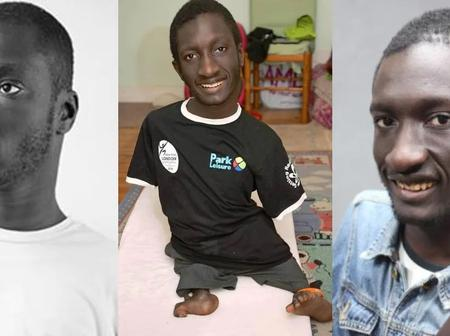 Meet 26-Year-Old Man Without Hands Who Is An Award-Winning Filmmaker.