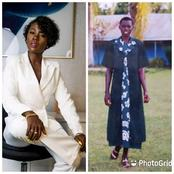 Pesa Ni Sabuni Aki! Kenyans On This Never Seen Throwback Photo Of Akothee