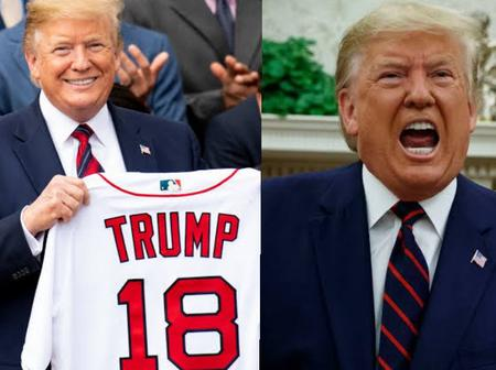 Trump wants fans to boycott US sport events after previously criticizing Democrats for doing same