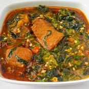 Unhealthy Nigerian Food
